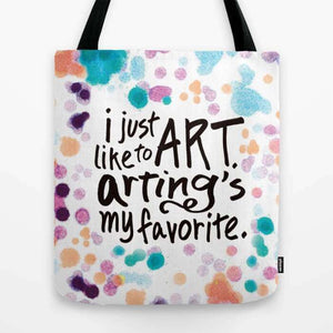 Artings My Favorite - Tote Bag