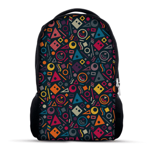 Block Patterns - Backpack
