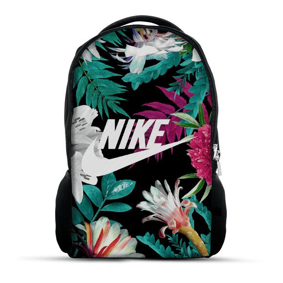 Floral Nike - Backpack