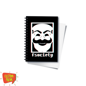 Fsociety - Notebook
