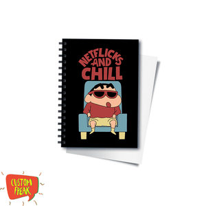 Netflix And Chill - Notebook