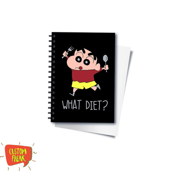 What Diet - Notebook
