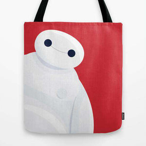 Bh6 - Baymax - Big Hero 6 - Tote Bag