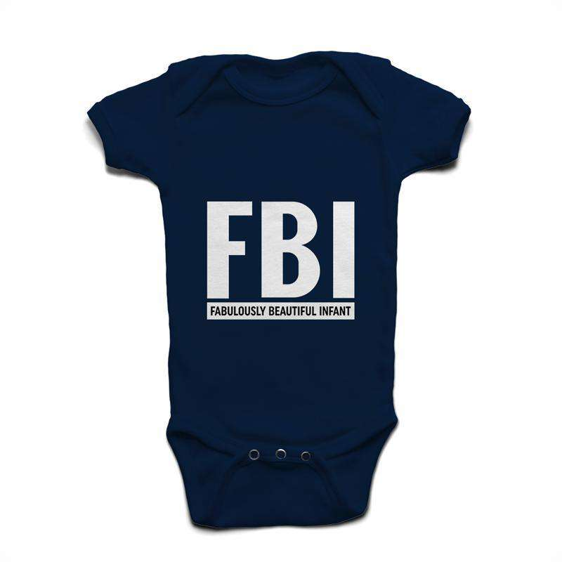 Fabulously Beautiful Infant - Baby Romper