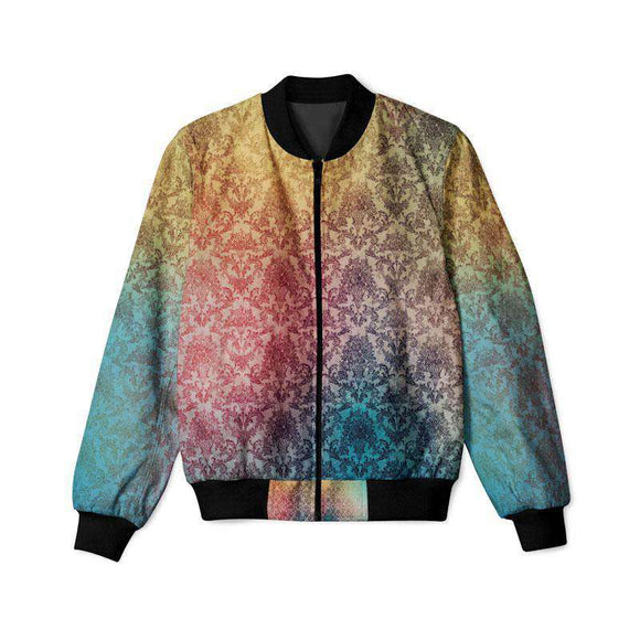 Multi Shaded - Bomber Jacket