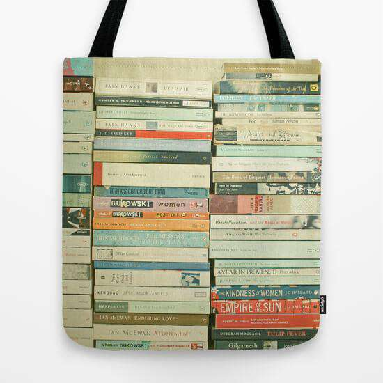 Bookworm - Tote Bag