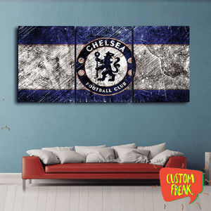 Chelsea. Pride Of London - Set Of 3 - Wall Hangings
