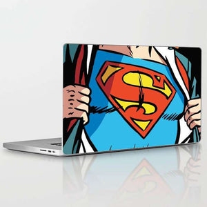 Laptop Skin Classic Superman