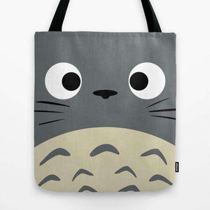 Curiously Troll ~ My Neighbor Troll - Tote Bag