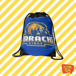 Karachi Kings Psl - Drawstring Bag