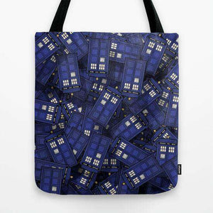 Doctor Who. - Tote Bag