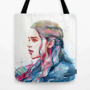 Daenerys Targaryen - Game Of Thrones - Tote Bag