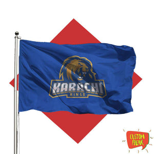 Karachi Kings - Flag