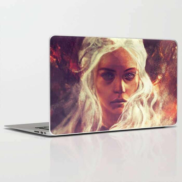 Laptop Skin Fireheart Game Of Thrones