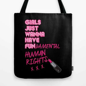 Women Rights - Tote Bag