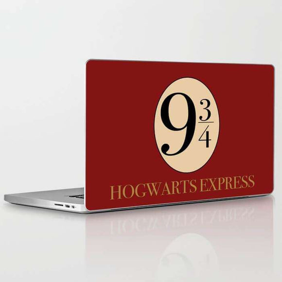 Laptop Skin Harry Potter