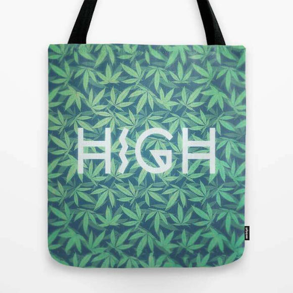 High - Tote Bag