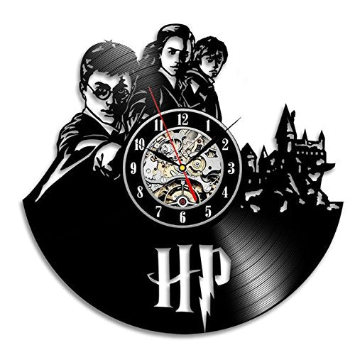 Harry Potter - Acrylic Clock