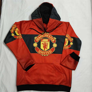 Manchester United All Over Hoodie & Sweatshirt