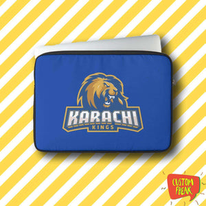 Karachi Kings Psl - Laptop & Tablet Sleeve