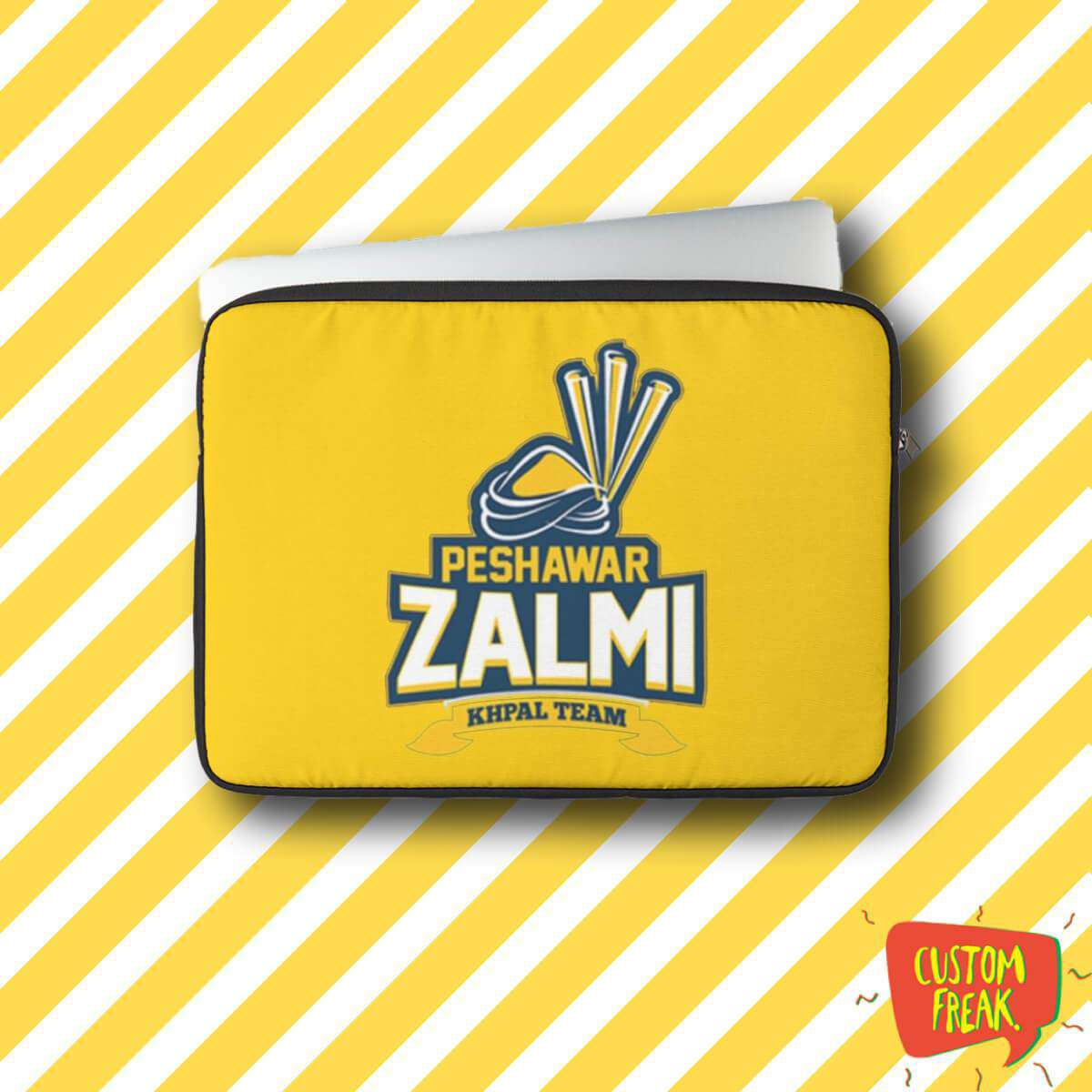 Peshawar Zalmi Psl - Laptop & Tablet Sleeve