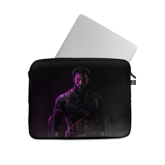 Captain America - Laptop & Tablet Sleeve