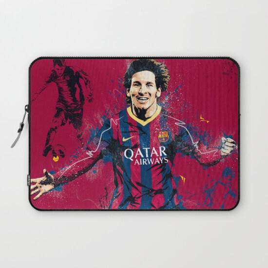 Laptop & Tablet Sleeve Messi