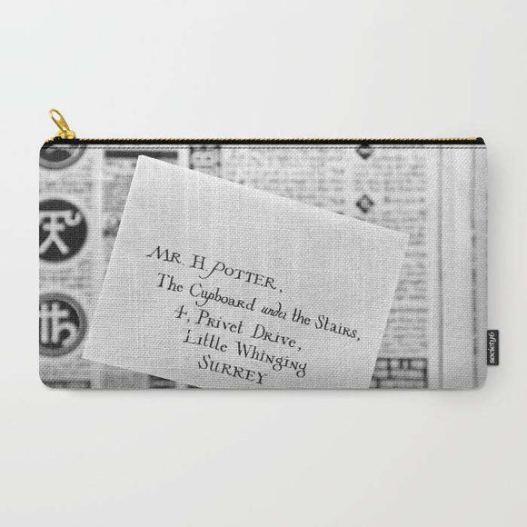 Mail For Harry Potter - Zipper Pouch
