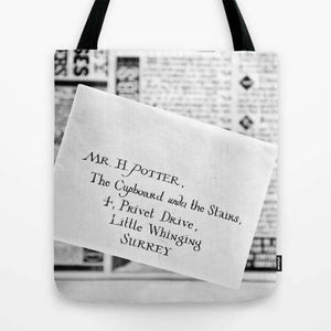 Mail For Harry Potter - Tote Bag