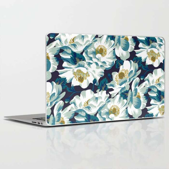 Laptop Skin Mount Lily