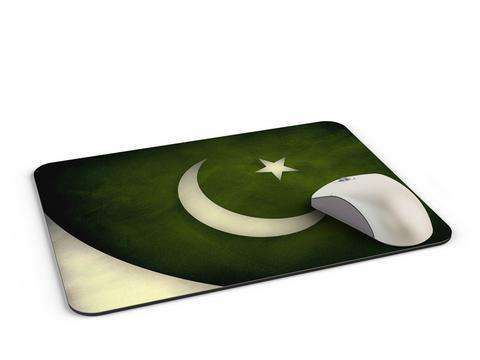 Pakistan - Independence Day Merchandise - Mouse Pad - Custom Freaks