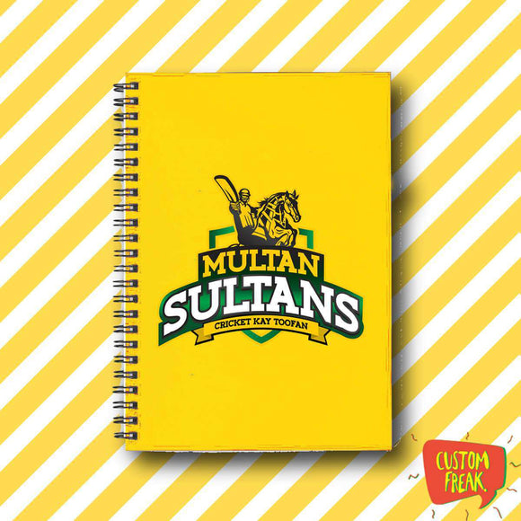 Multan Sultan - Psl - Notebook
