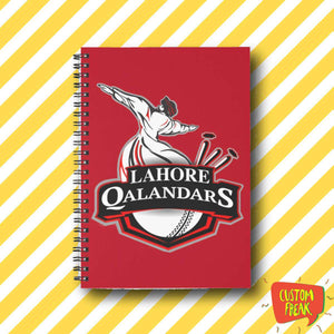 Lahore Qalanders Psl - Notebook