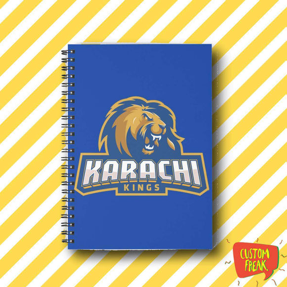 Karachi Kings Psl - Notebook
