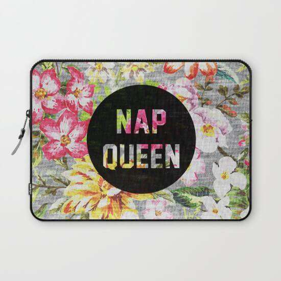 Laptop & Tablet Sleeve Nap Queen