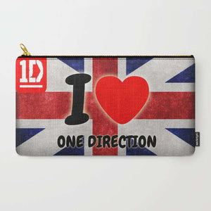 One Direction - Zipper Pouch