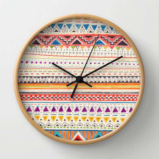 Pattern - Wall Clock