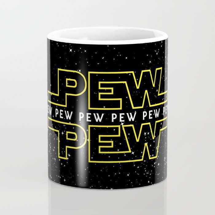 Pew Pew - Star Wars - Mug