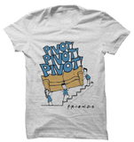 Pivot - Friends - Graphic Printed Tshirts