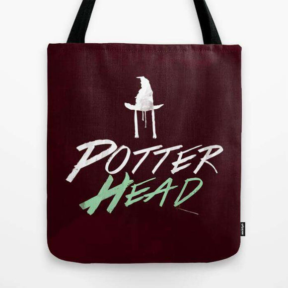 Potter Head - Tote Bag
