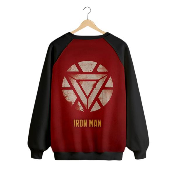 Ironman - Digital Printed Sweat Shirt