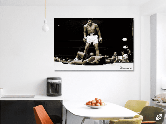 Muhammad Ali - Wall Hangings
