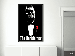 The Darkfather - Wall Hangings