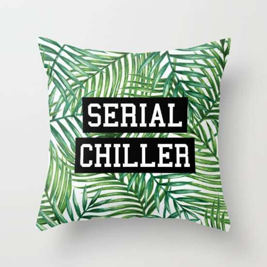 Serial Chiller Cushion