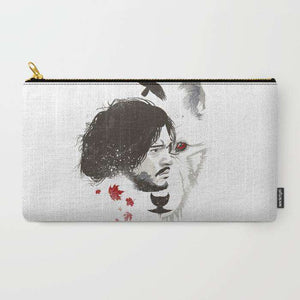 Jon Snow - Game Of Thrones - Zipper Pouch