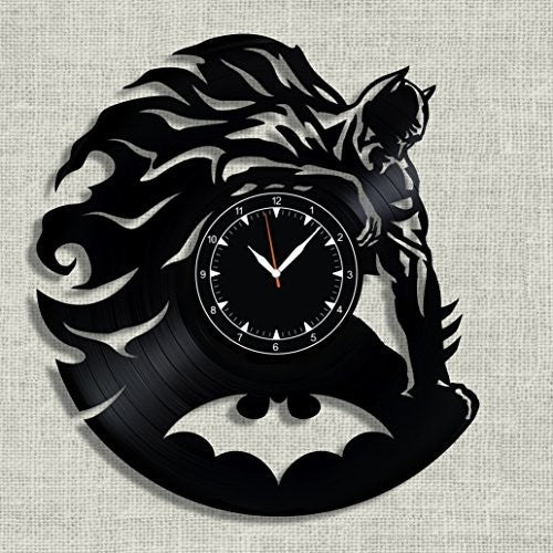 Batman - Acrylic Clock