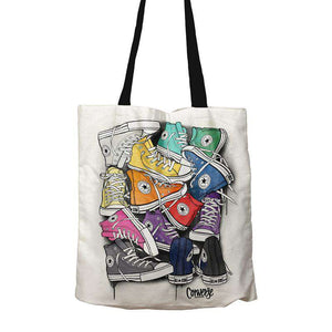 Converse Lover - Tote Bag