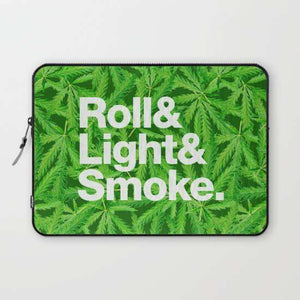 Laptop And Tablet Sleeves Weed