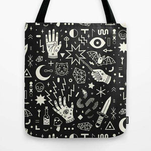 Harry Potter - Witchcraft - Tote Bag