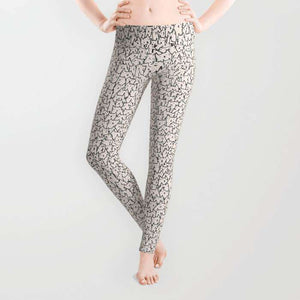 Cats And Cats Leggings